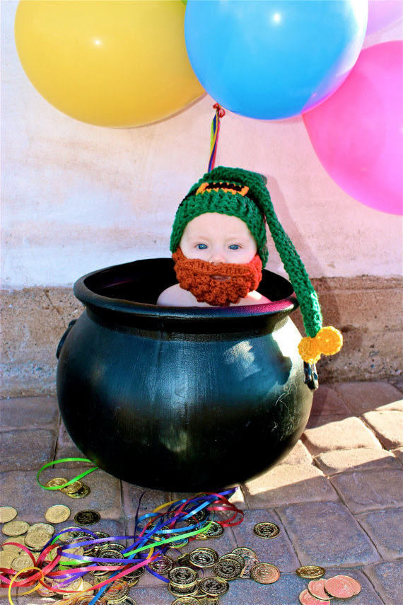 Leprechaun-ize the Baby!