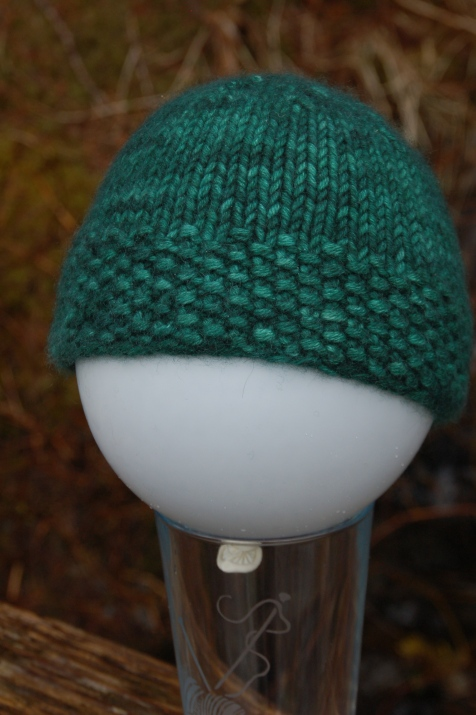 b16-14 Knitted Hat