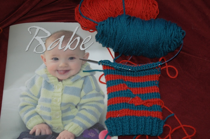 Baby Sweater #1