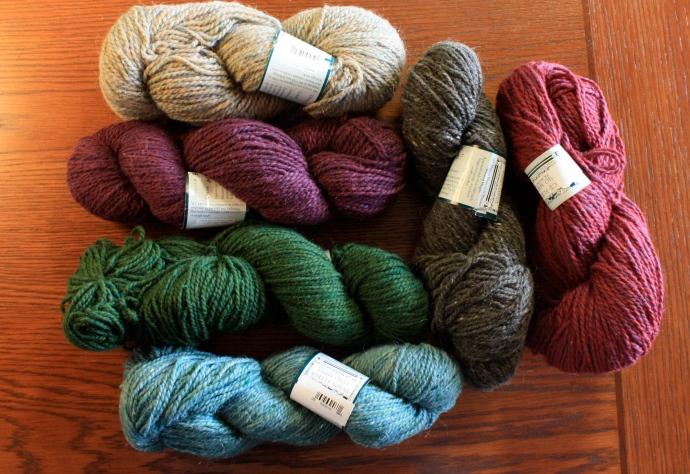 Christmas Stocking Yarn