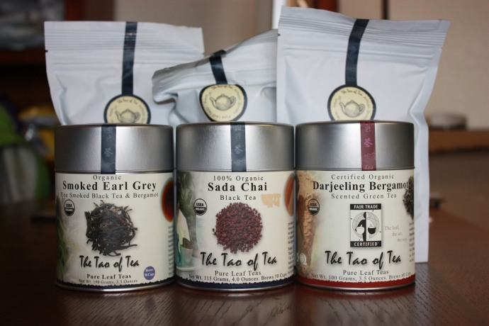 Tea Shipment